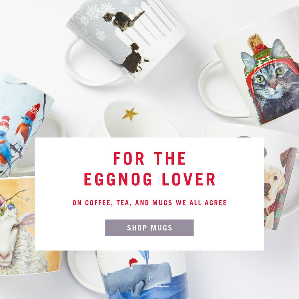 For the Eggnog Lover