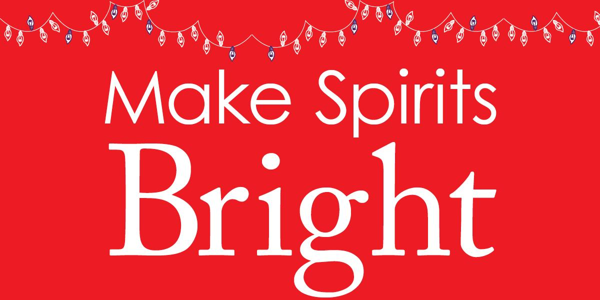 Make Spirits Bright