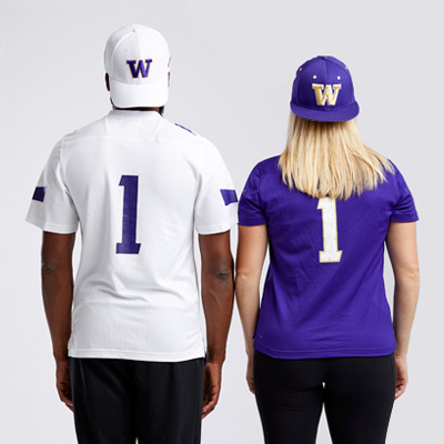 adidas Mens UW Premier Football Jersey