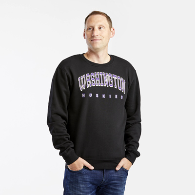 Colosseum Mens Washington Crewneck