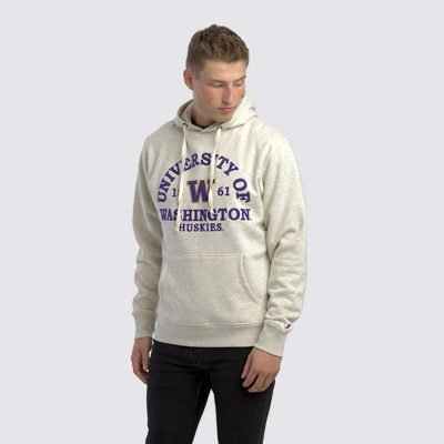 League Men's University of Washington Stadium Hoodie