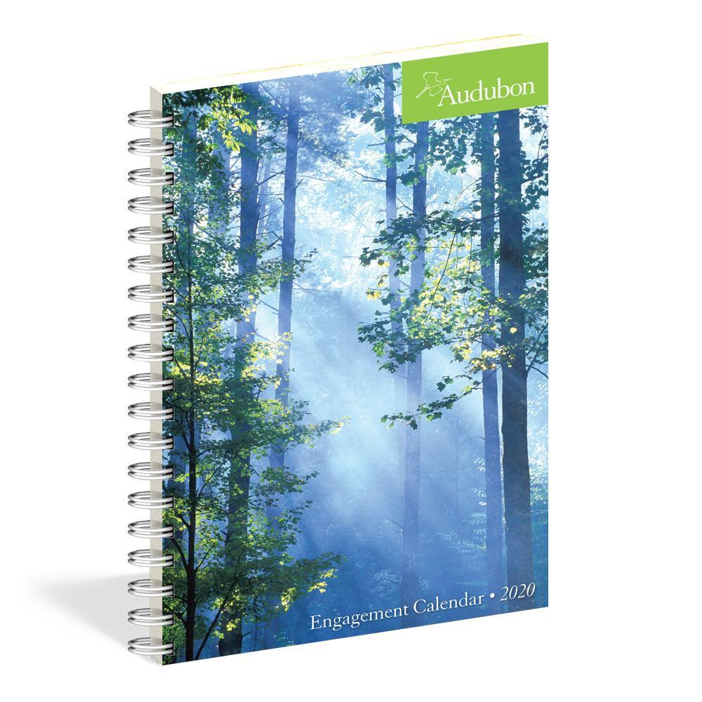 2020 Audubon Engagement Calendar Front