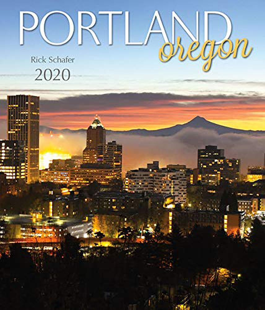 2020 Portland Mini Calendar