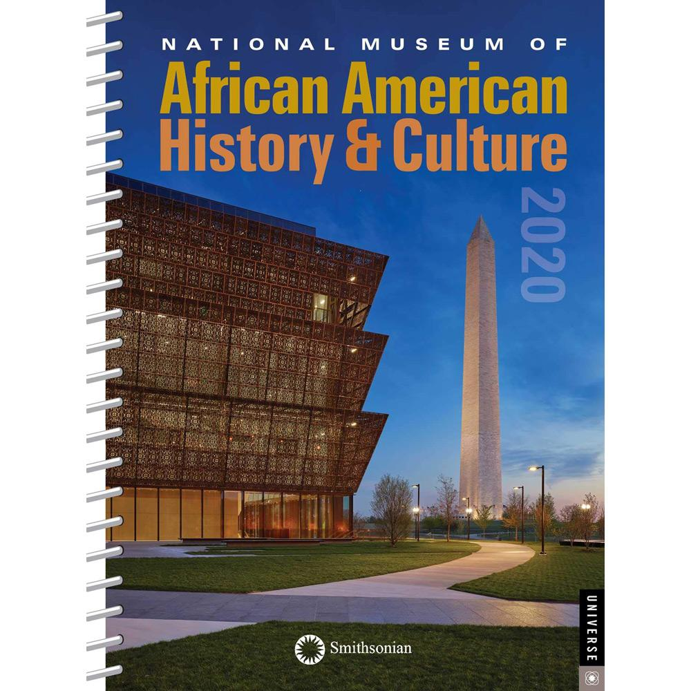 2020 The National Museum of African American History & Culture Calendar Front