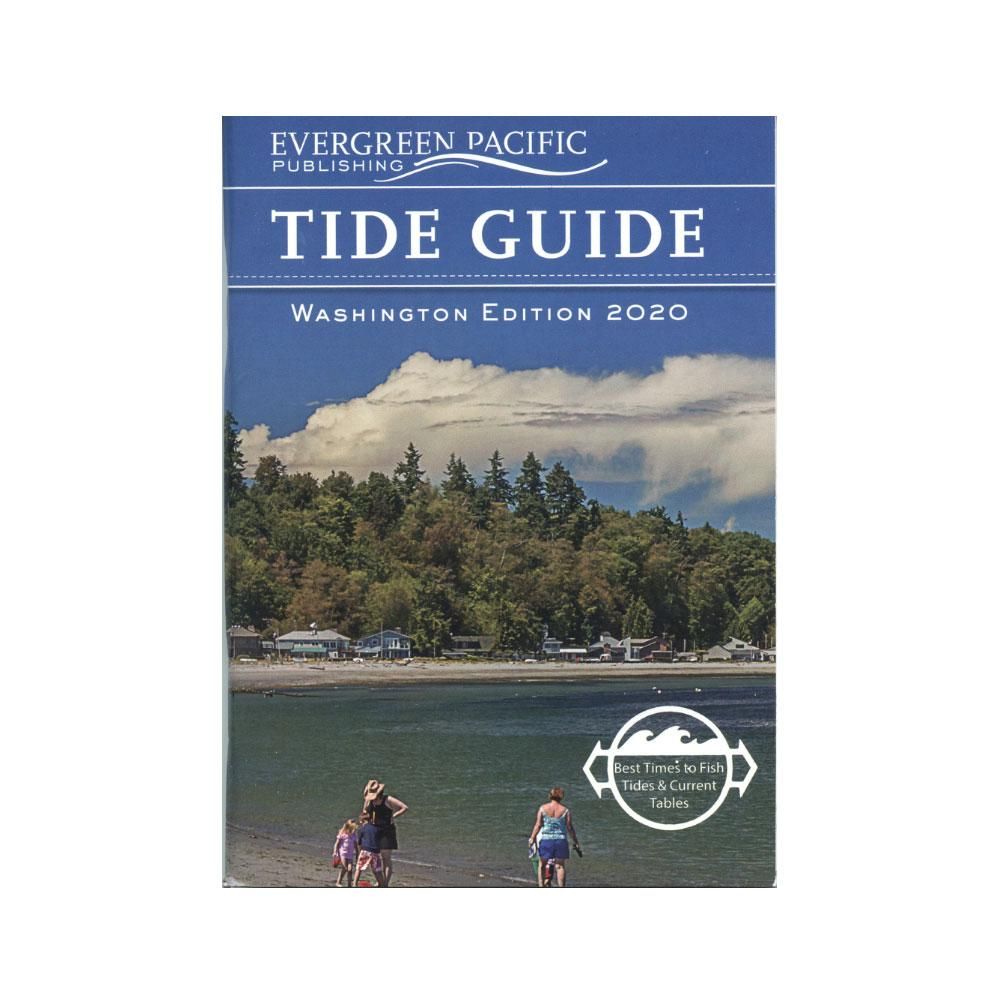 2020 Tide Guide Washington Edition