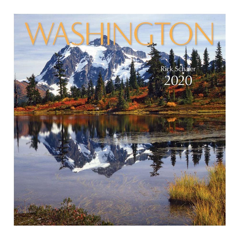 2020 Washington Wall Calendar