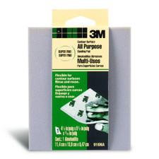 "3M 4.5""x5.5"" Super Fine Sanding Pad"