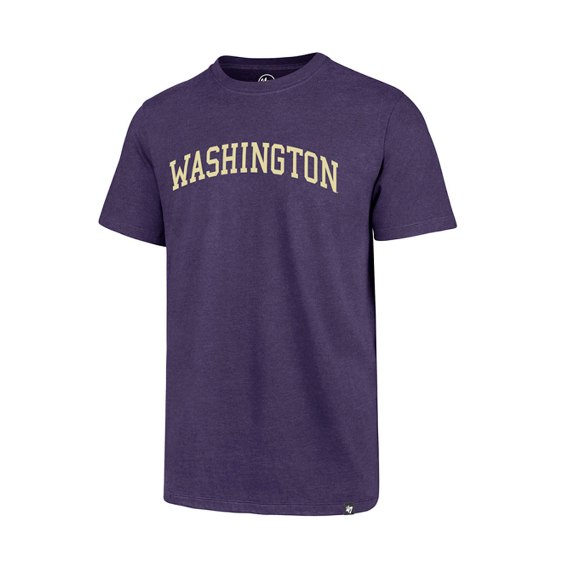 47 Brand Men's Washington Wordmark Club Tee – Purple