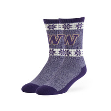 47 Brand Unisex W Norse Crew Socks