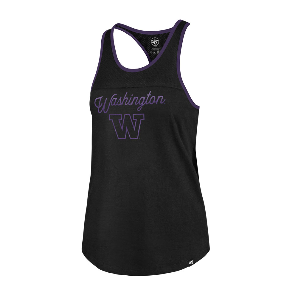 47 Brand Women's Washington W Team Up Tank