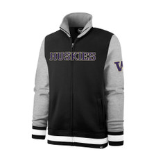 47 Men's Huskies W Iconic Track Jacket – Front