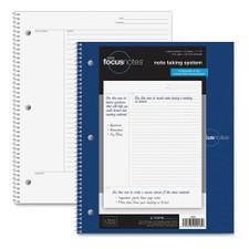 Ampad Focusnotes Spiral Notebook