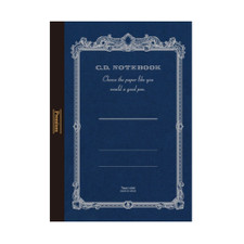 Apica Blue Premium CD 7mm Ruled A5 Notebook