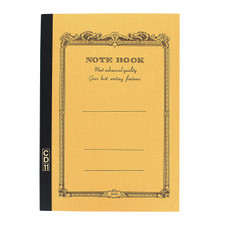 """Apica Mustard 5.8"""" x 8.2"""" Lined Notebook"""
