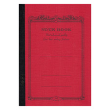"Apica Red 4.2"" x 5.8"" Lined Notebook"