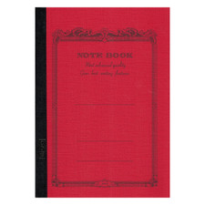 "Apica Red 7"" x 10"" Lined Notebook"