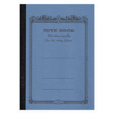 "Apica Sky Blue 7"" x 10"" Lined Notebook"
