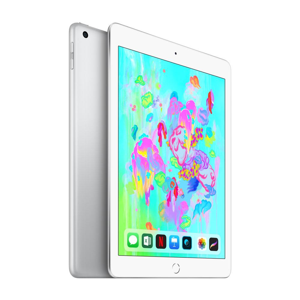 Apple iPad (2018) Wifi Silver 128GB