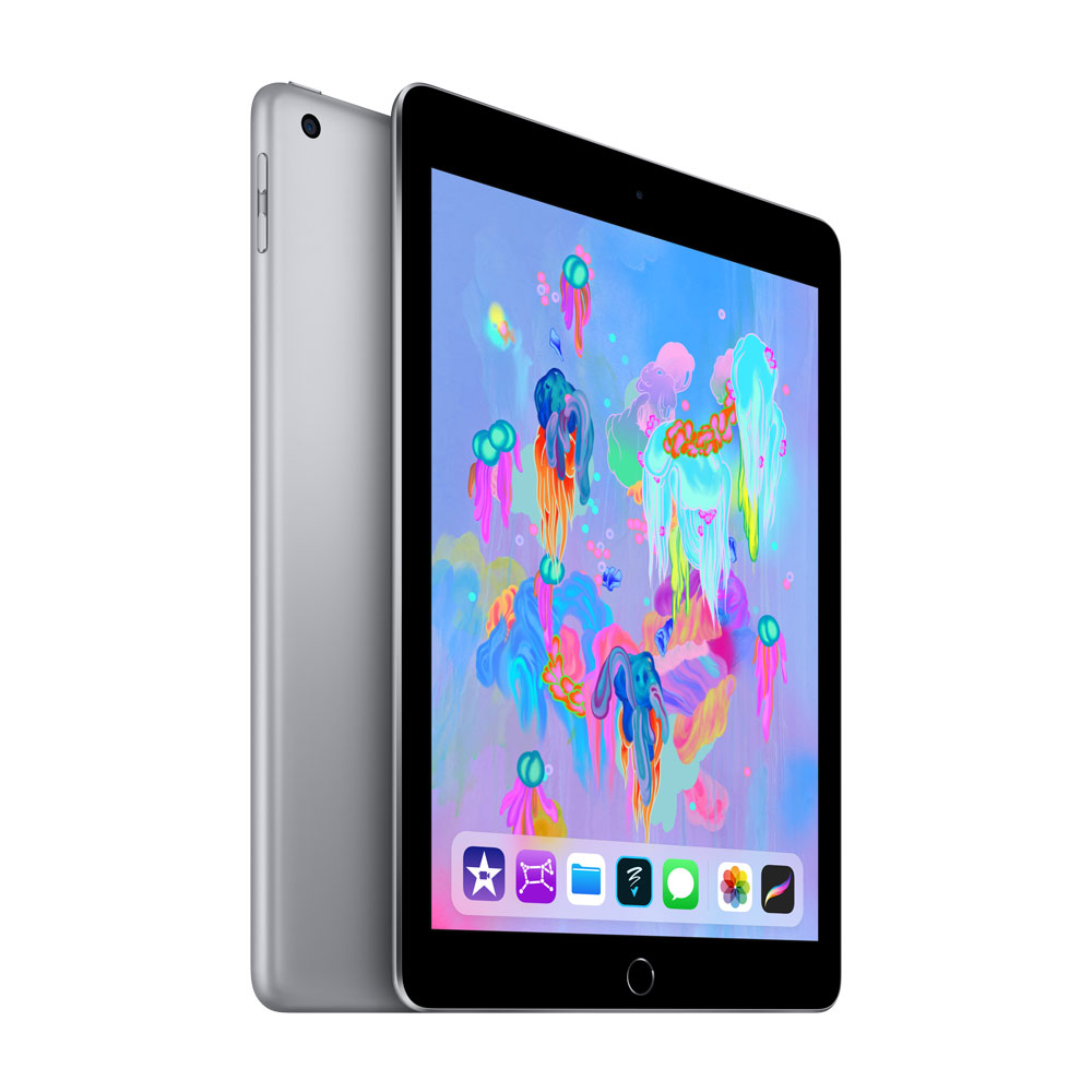 Apple iPad (2018) Wifi Space Gray