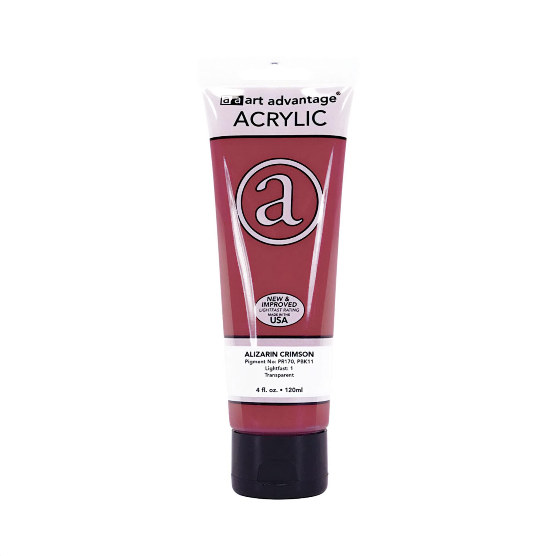 Art Advantage Acrylic Paint Tube 4oz