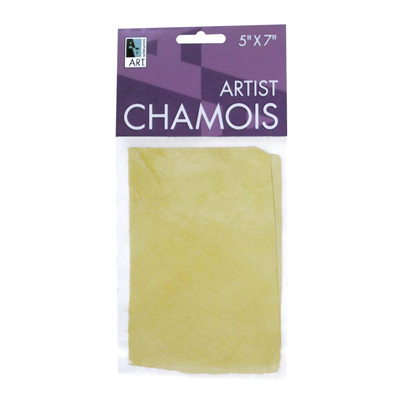 "Art Alternatives 5"" x 7"" Artist Chamois"