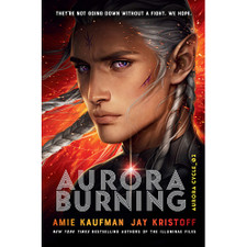 Aurora Burning by Amie Kaufman