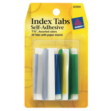Avery Index Tabs 20 Count