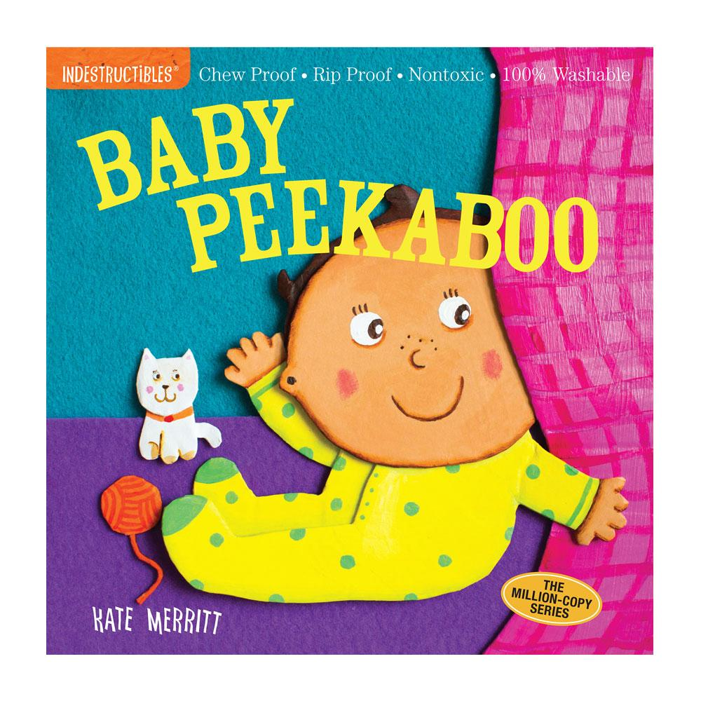 Baby Peekaboo by Kate Merritt