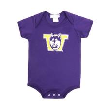 Third Street Baby Vault Dog W Bodysuit