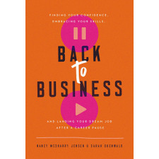 Back to Business by Nancy McSharry Jensen and Sarah Duenwald