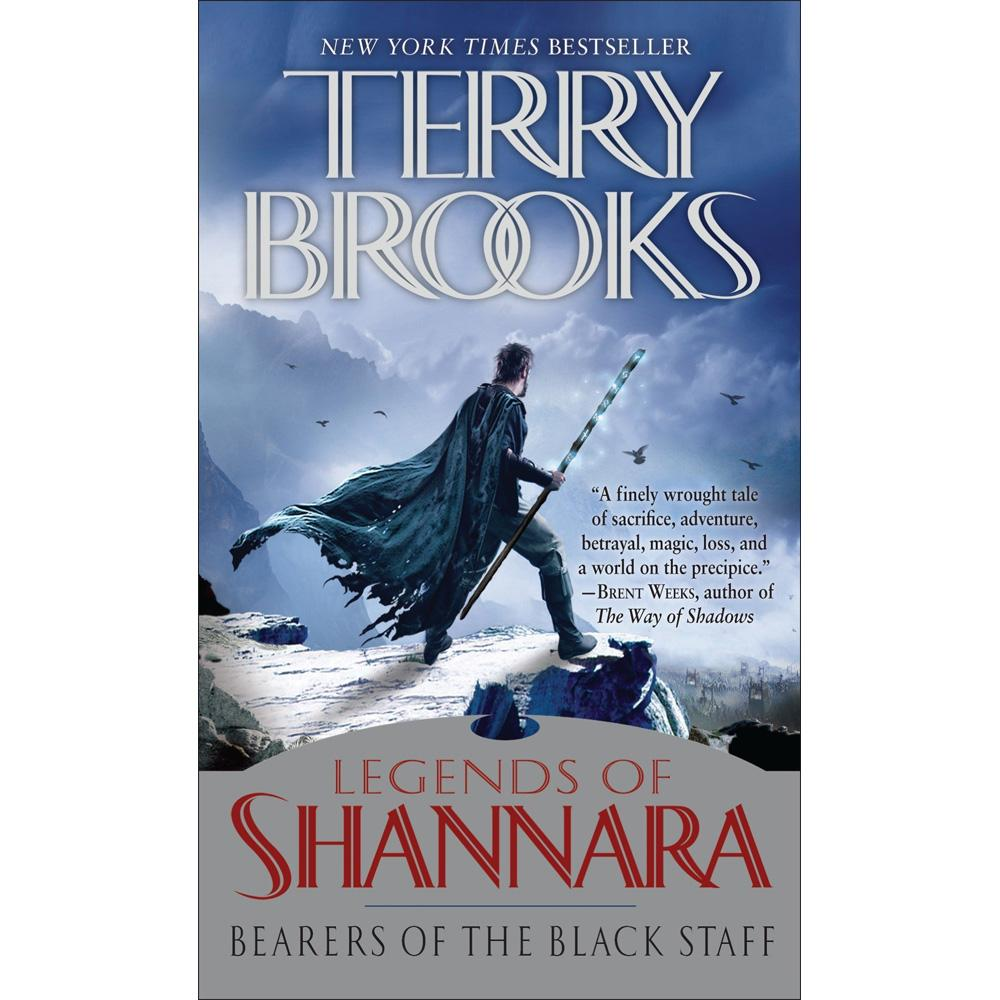 Bearers of the Black Staff by Terry Brooks