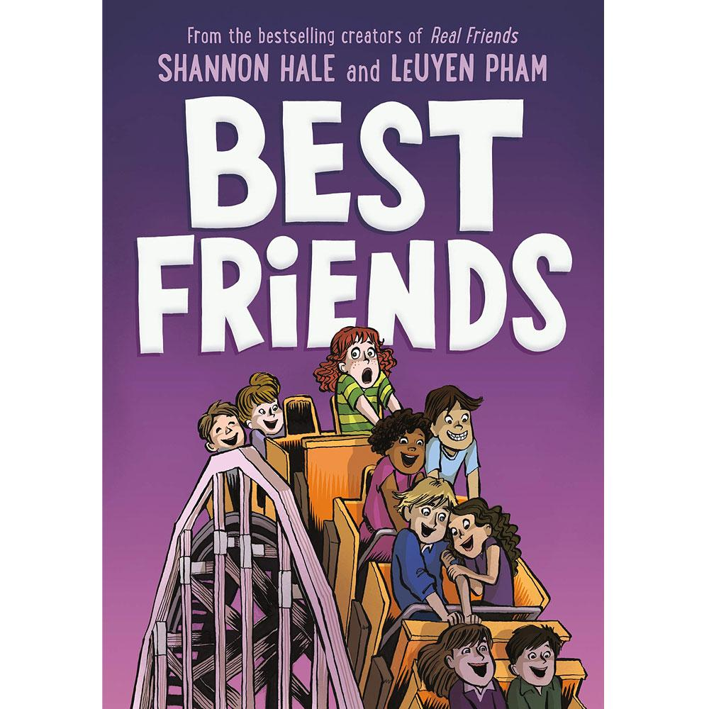 Best Friends by Shannon Hale & LeUyen Pham