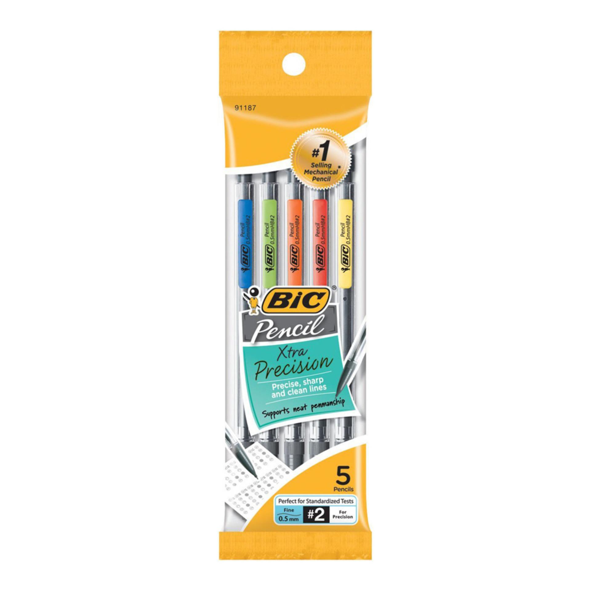 Bic Mechanical Pencil 5ct