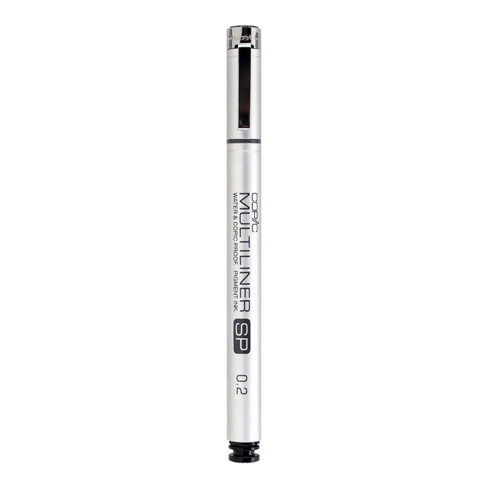Copic Multiliner SP Pen .2mm Black
