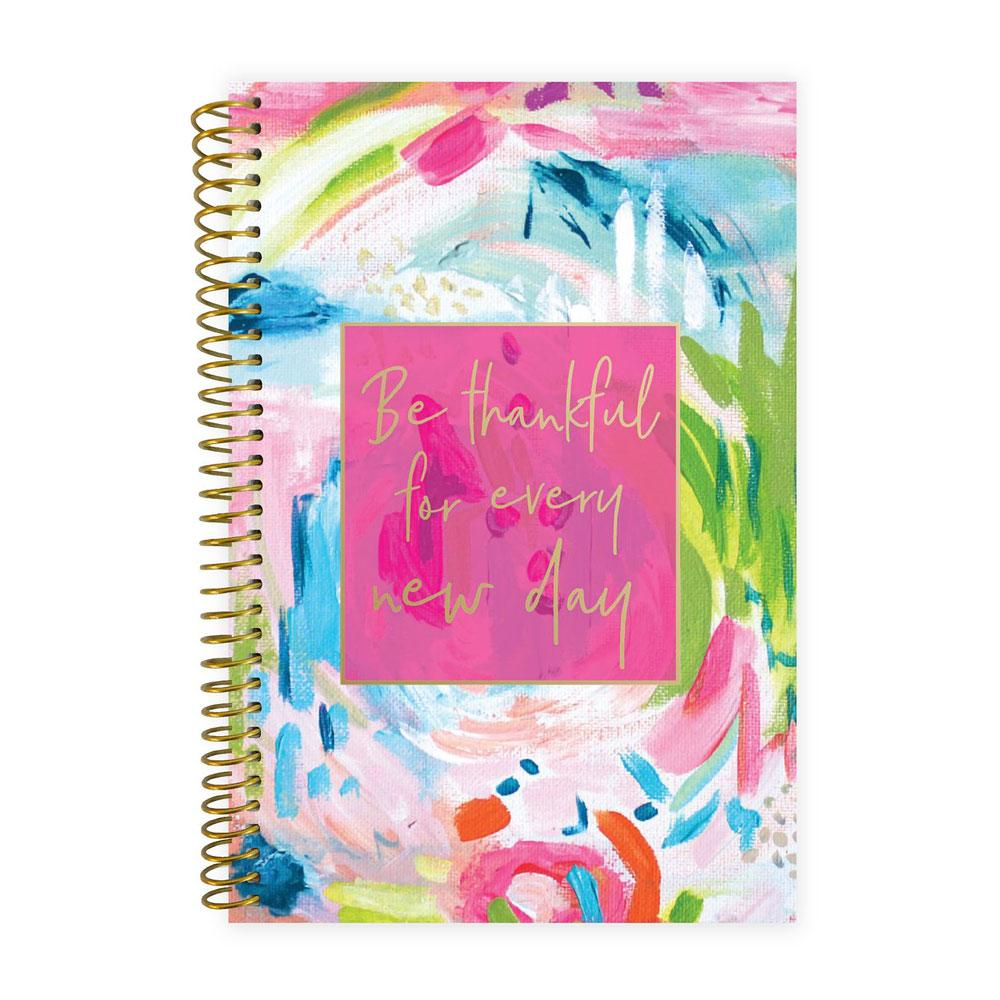 Bloom 2020 Cleerly Stated Spiral Daily Planner
