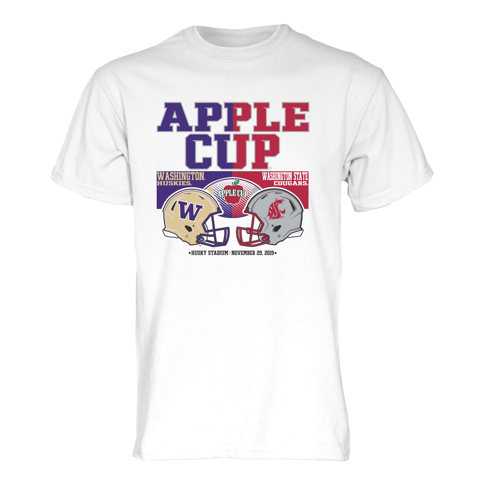 Unisex 2019 Apple Cup Tee by Blue 84