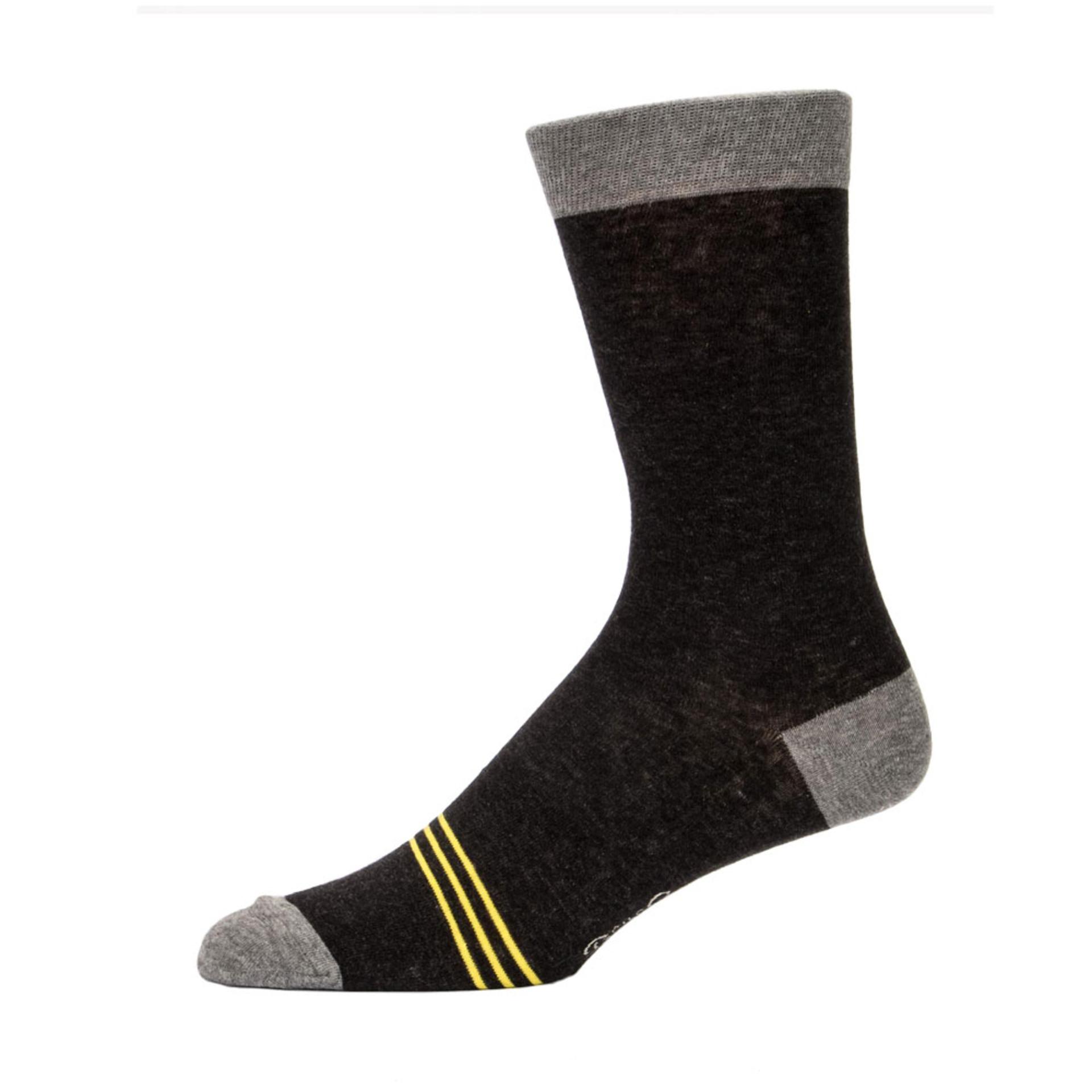 Blue Q Men's BF Socks - Front Side
