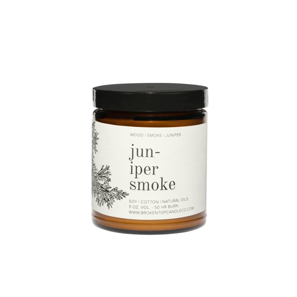 Broken Top Juniper Smoke Soy Candle
