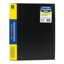 """C-Line Presentation Book 8.5""""x11"""" Cover"""