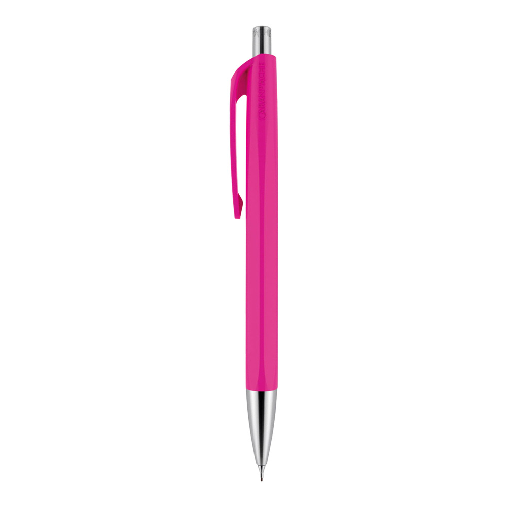 Caran d'Ache 888 .7mm Infinite Mechanical Pencil Magenta