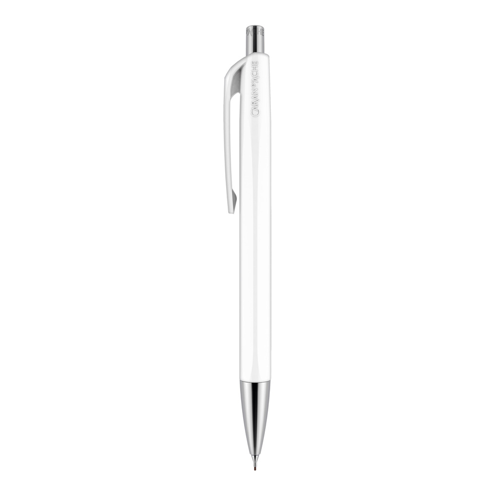 Caran d'Ache 888 .7mm Infinite Mechanical Pencil White