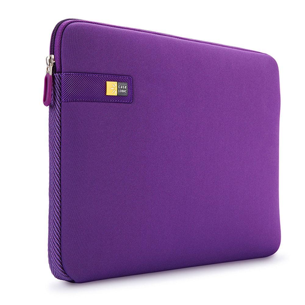 """Case Logic Neoprene 13"""" Sleeve Purple"""