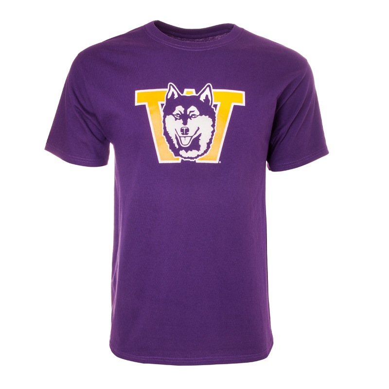 Champion Men's Vault Dog W Tee – Purple