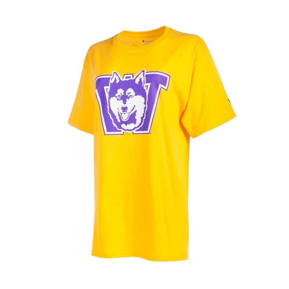 Champion Men's Vault Dog W Tee – Yellow