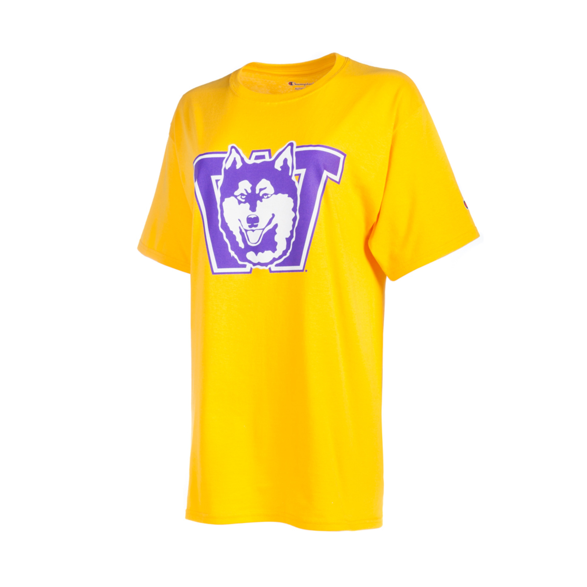 Champion Men's Vault Dog W Tee – Yellow