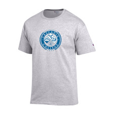 Unisex Cascadia College Tee by Champion