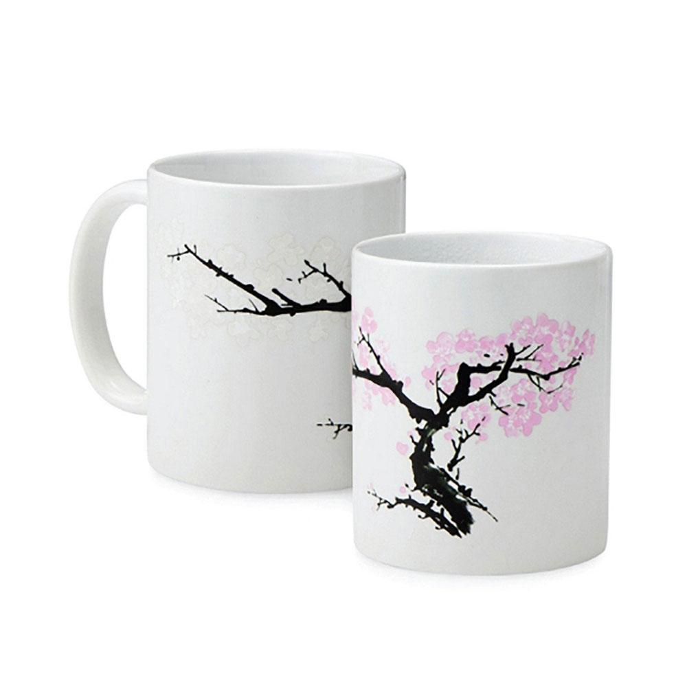 Cherry Blossom Morphing Mug