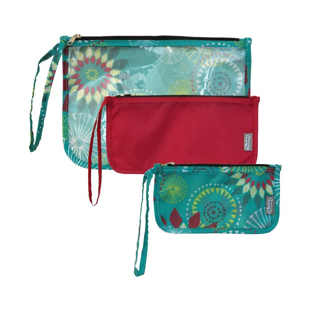 ChicoBag Travel Zip Bags 3ct – Solstice