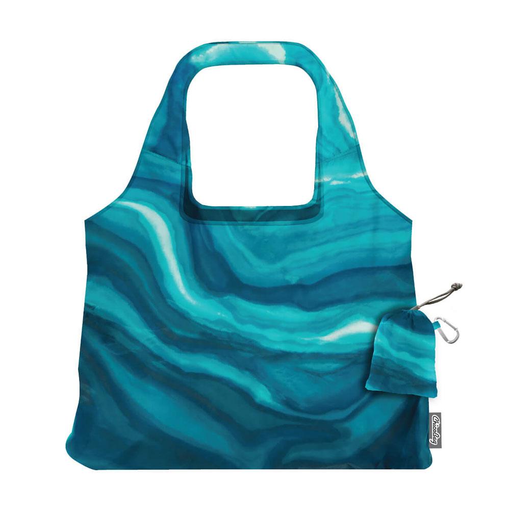 ChicoBag Vita Prints Polyester Shoulder Bag – Calm