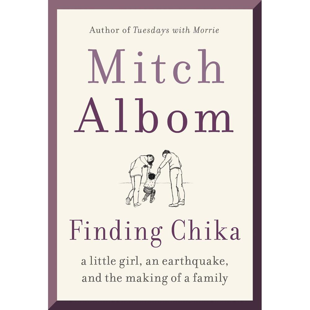 Finding Chika by Mitch Albom